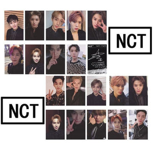 NCT DREAM NCT127 Album Photo Cards