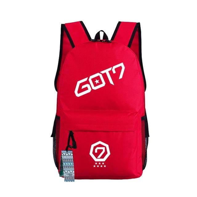 GOT7 School Bag
