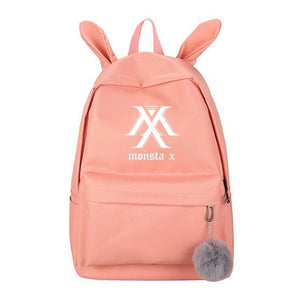 EXO GOT7 STRAY KIDS BLACKPINK NCT127 MONSTA X TWICE WANNA ONE Backpack