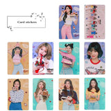 Twice Album What Is Love Sticky Photo Cards