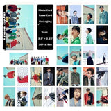 Monsta X Shine Forever Album Lomo Cards