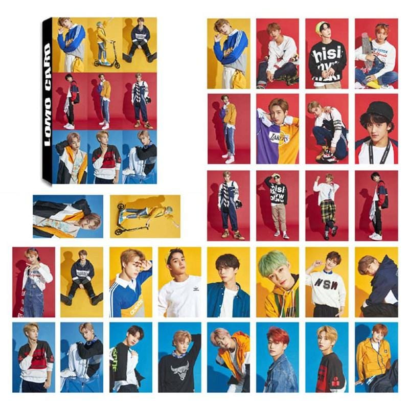 FREE NCT Photo Card
