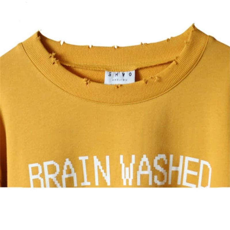 "EXO Chanyeol ""Brain Washed Generation"" Sweatshirt"