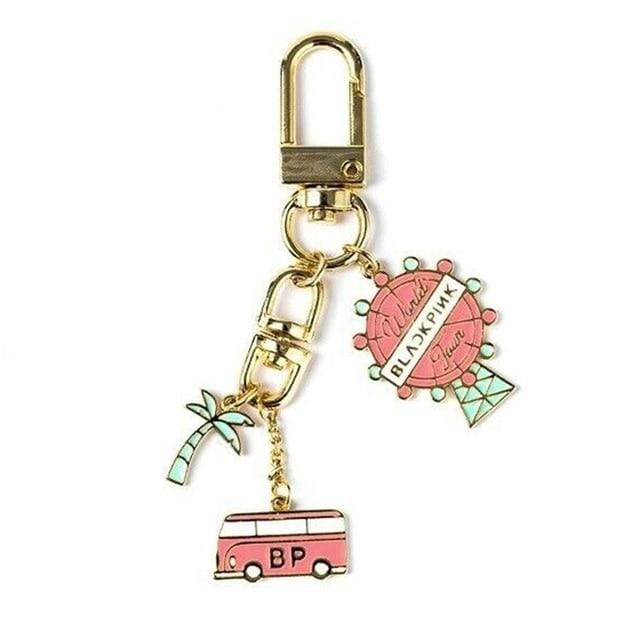 Blackpink In Your Area World Tour Keychain