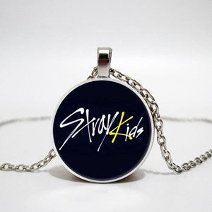 Free Stray Kids Fan Necklace