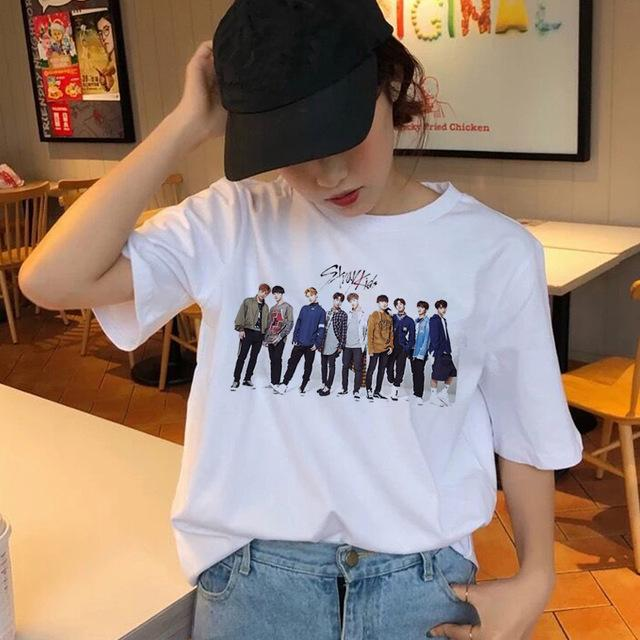 Stray Kids Album T-shirt