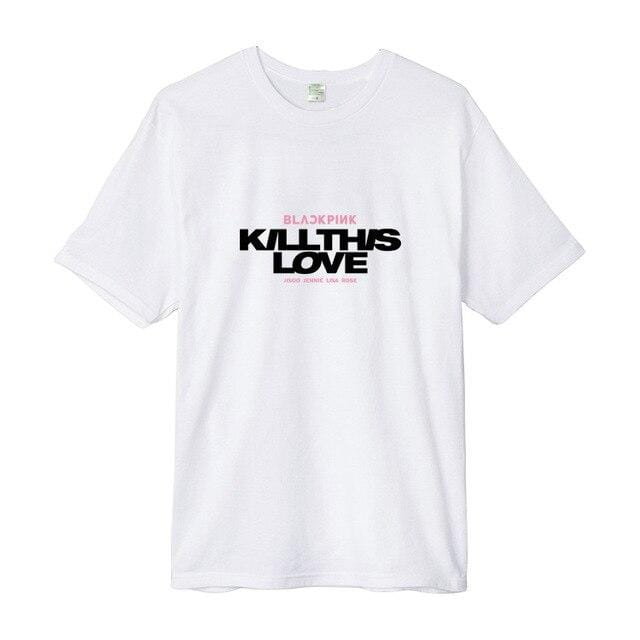 BLACKPINK Kill This Love Graphic Tee