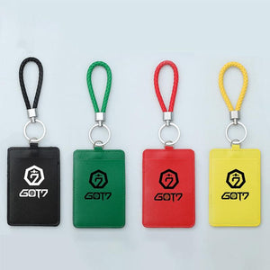 FREE GOT7 ID Card Holder