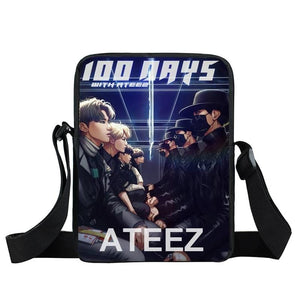 Ateez Mini Messenger Bag