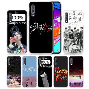 Stray Kids Hard Phone Case for Samsung Galaxy A Series