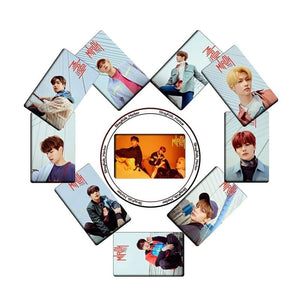 FREE Stray Kids Card Stickers