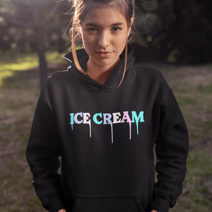 Blackpink Ice Cream Adult Hoodie