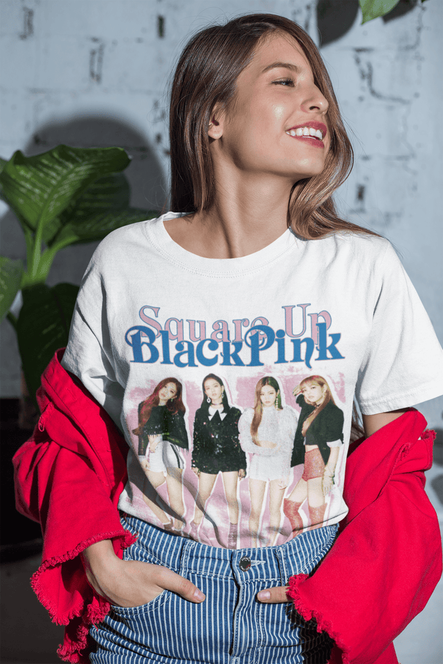"Blackpink in Your Area ""Square Up"" Shirt"