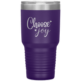 Choose Joy Tumbler