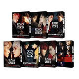 EXO OBSESSION KIHNO KIT Album LOMO Cards