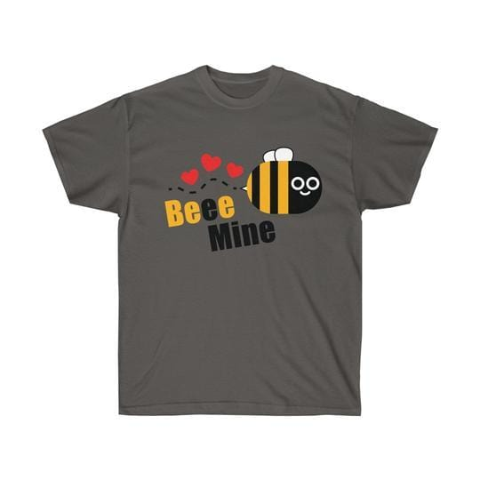 Bee Mine Couple T-Shirt