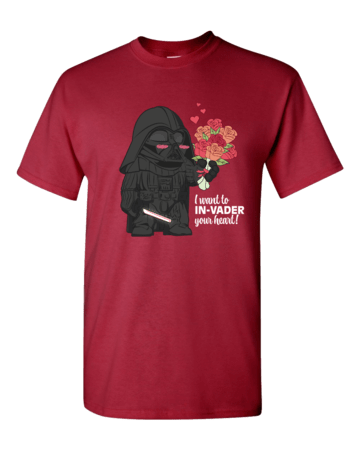 I Want To In-Vader Your Heart