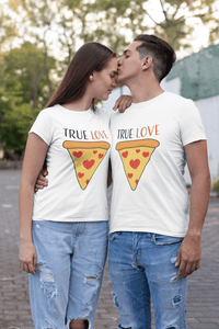 Pizza is True Love T-Shirt