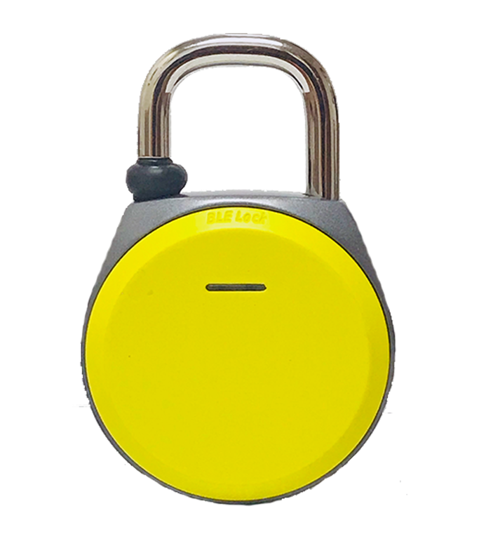 Bluetooth enabled smart lock designed for keyless entry