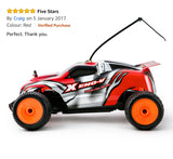 Kids RC Truggy Toy Car Gift for Boys Girls