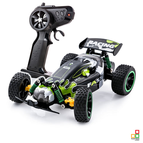 15kph Speed Racing 2.4Ghz RC Buggy - 2WD Off Road RC Toy Car Vehicles RTR, PL9134