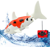 Robot Fish Bull Shark 40mhz Bath Toy