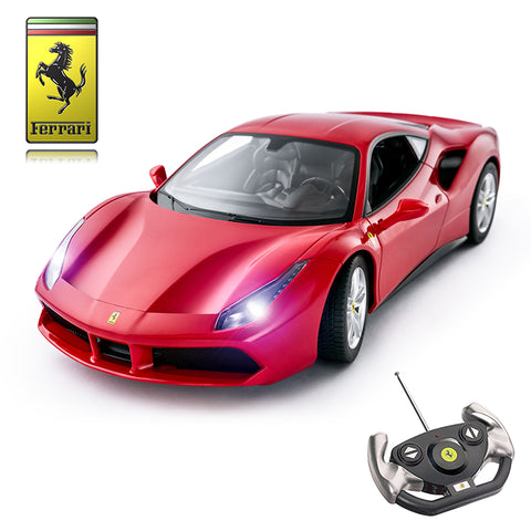 highly detailed licensed Ferrari RC Car gifts for kids and adults