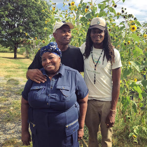 Ep. 4: Rufus and Demalda Newsome and Newsome Community Farms, Greenville, MS