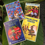 African Diaspora Collection Seed Packets and Postcards