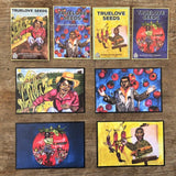African Diaspora Collection  - seed packets and postcards