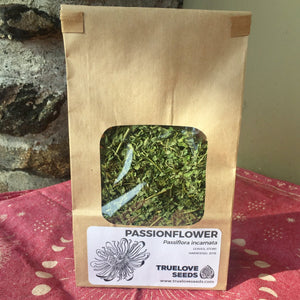 Passionflower Vine (Dried Herb)