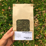 Lemon Balm (Dried Herb)