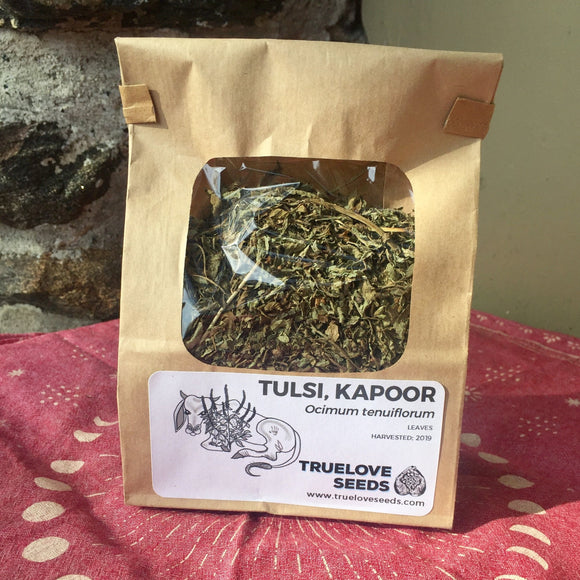 Tulsi, Kapoor (Dried Herb)