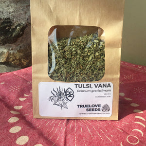 Tulsi, Vana (Dried Herb)