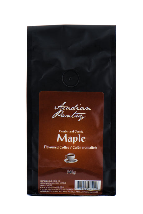 Acadian Maple Coffee - 340 g