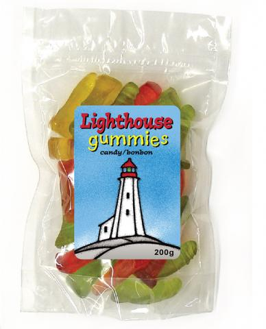 Lighthouse Gummies - 200 g Bag