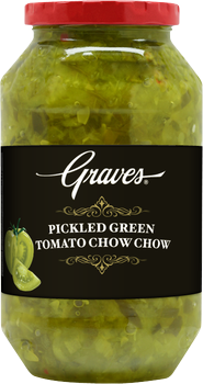 Graves Pickled Green Tomato Chow Chow - 750 ml