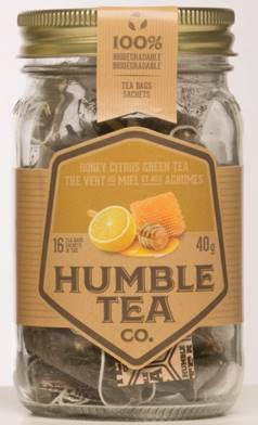 Barbours Humble Tea - 16 bags NEW PRODUCT!