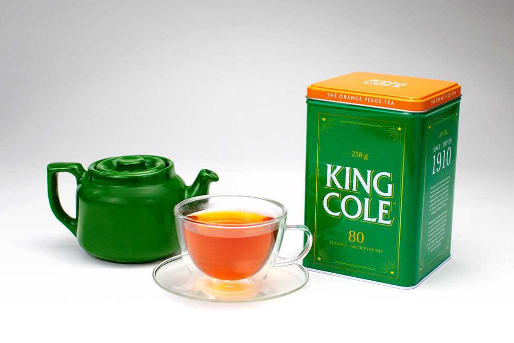 King Cole Tea Collector Tin - ONLY 9 LEFT!