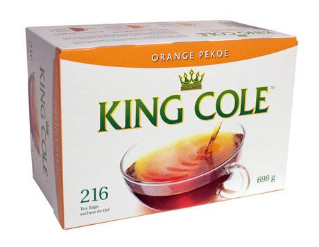 King Cole 4 x 216 teabags