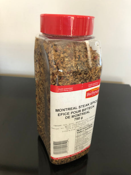 Barbour's Montreal Steak Spice  750 g
