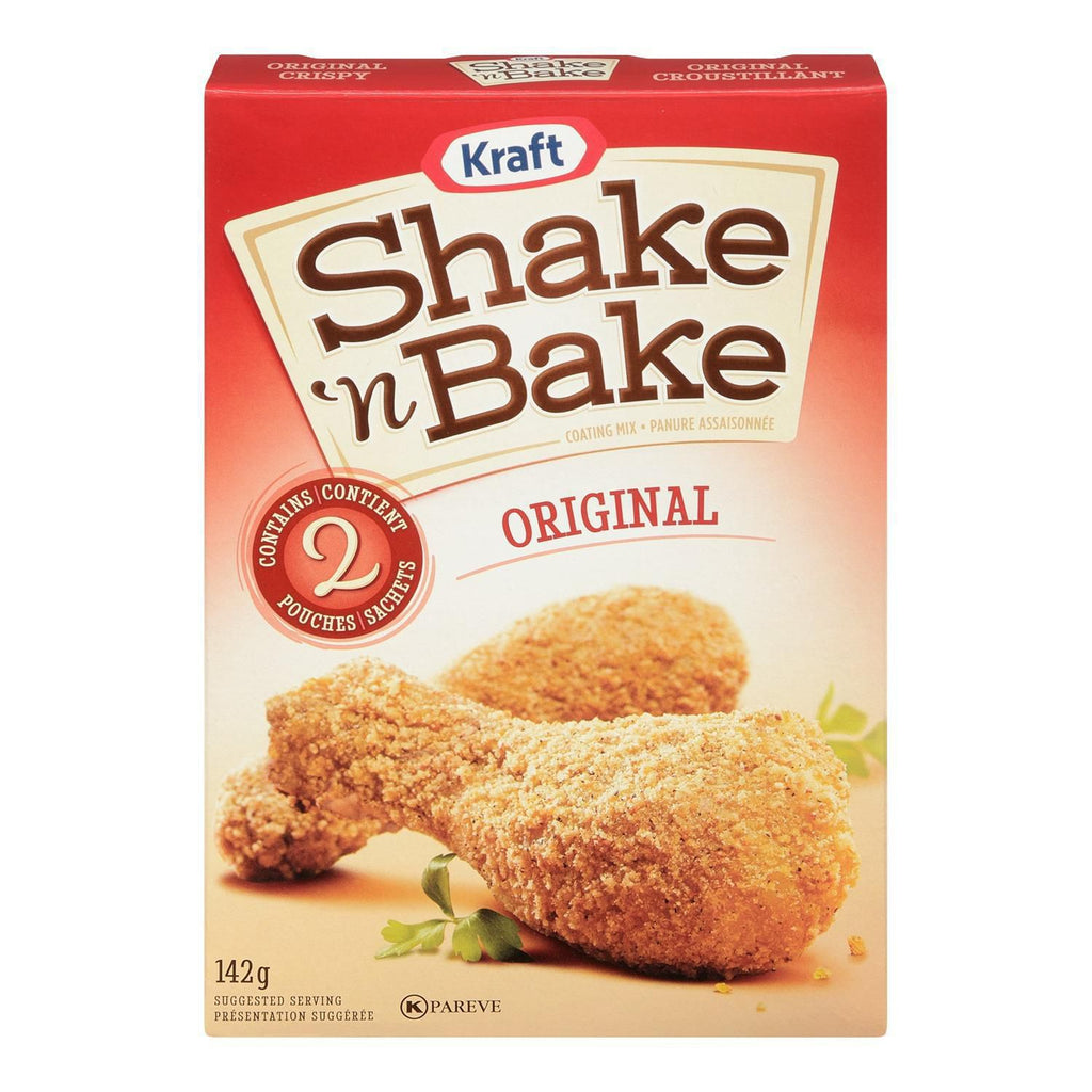 Shake n Bake Original Coating Mix - 142g