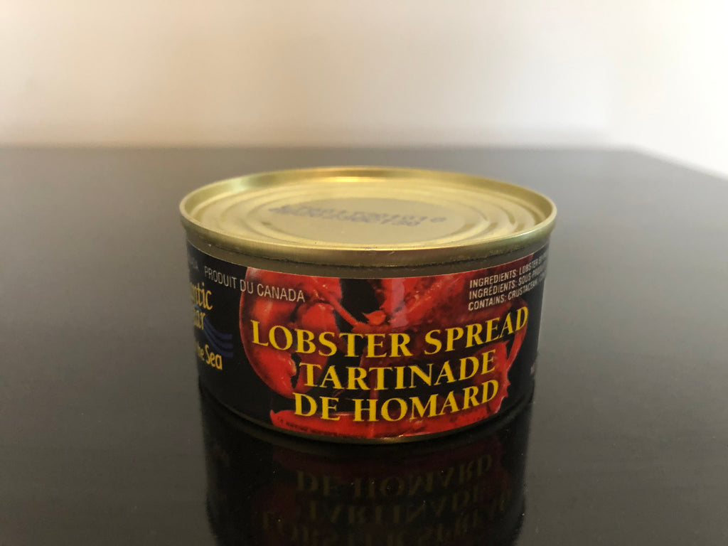 Lobster Spread (Paste/Pate)- 2.5 oz.