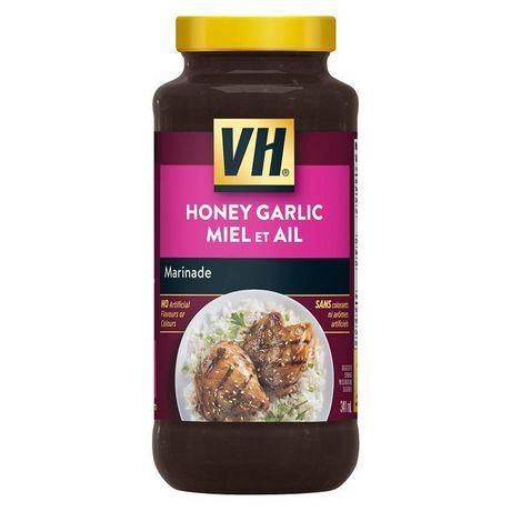 VH Honey and Garlic Sauce - 341mL - CanadianCatalog