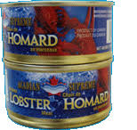 Lobster - High Quality Canned - 4 oz. Can