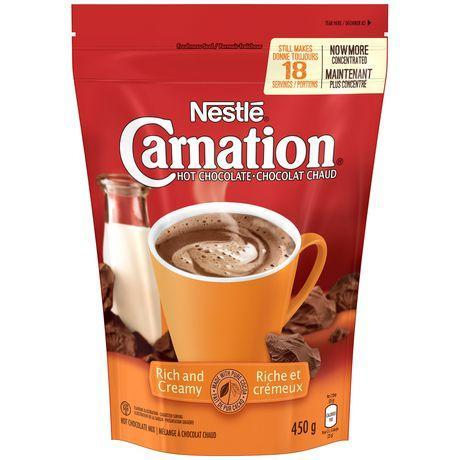 Carnation Hot Chocolate - 450g - CanadianCatalog