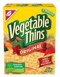 Christie Vegetable Things Crackers - 200g - CanadianCatalog