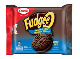 Christie Fudgee-O Cookies - Double Stuff - 303g