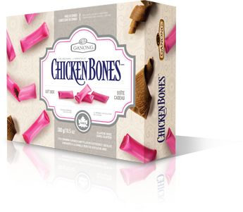 Ganong Chicken Bones - Collectors Gift Box 300g   SOLD OUT