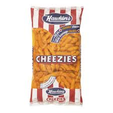 Hawkins Cheesies Chips - 285g - CanadianCatalog